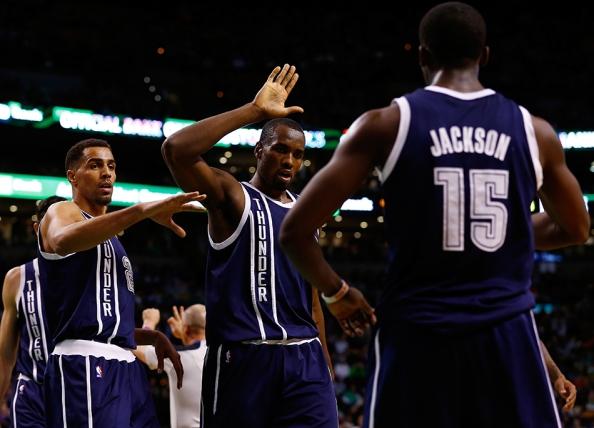 No Durant? No Westbrook? NoProblem!